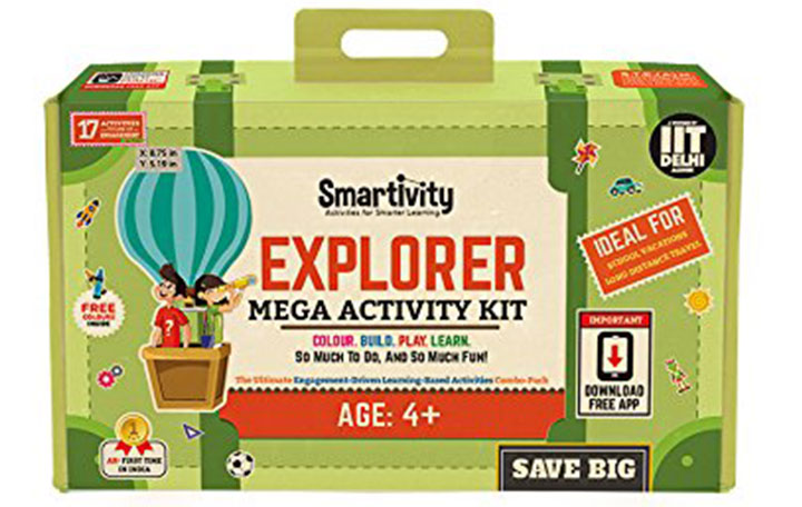 Smartivity Explorer Kit