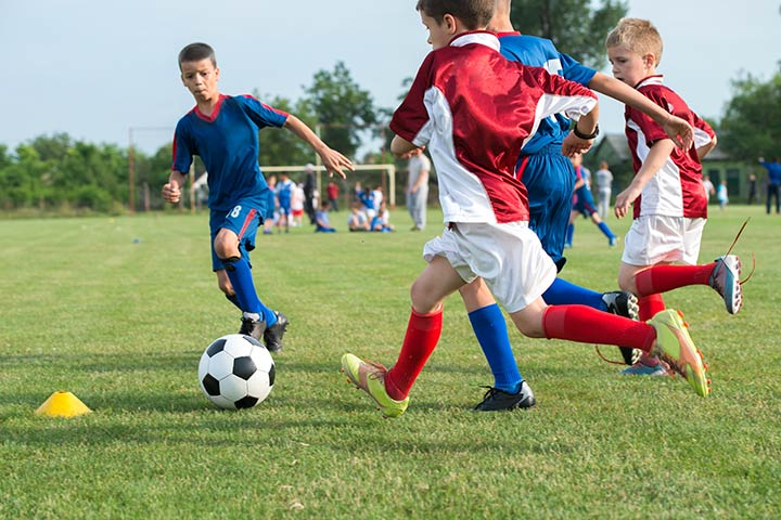 Best Sports For Kids - Soccer