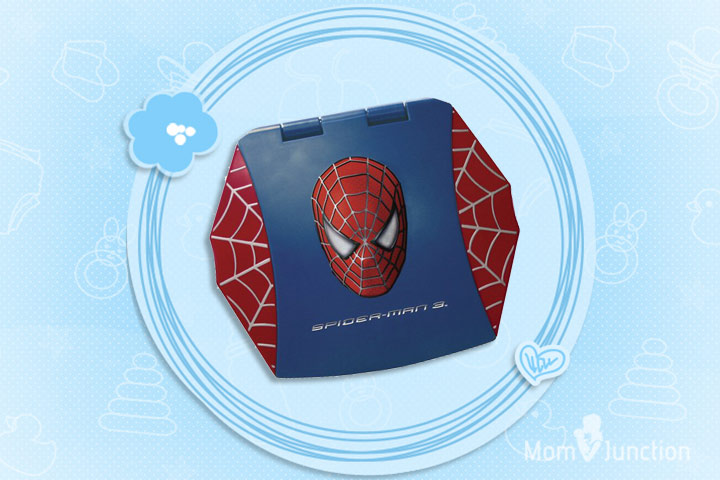 Laptop Toys - Spider-Man Spider-Smart Laptop