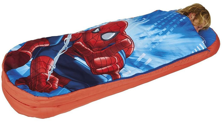 Spider-man Inflatable Sleeping Bag