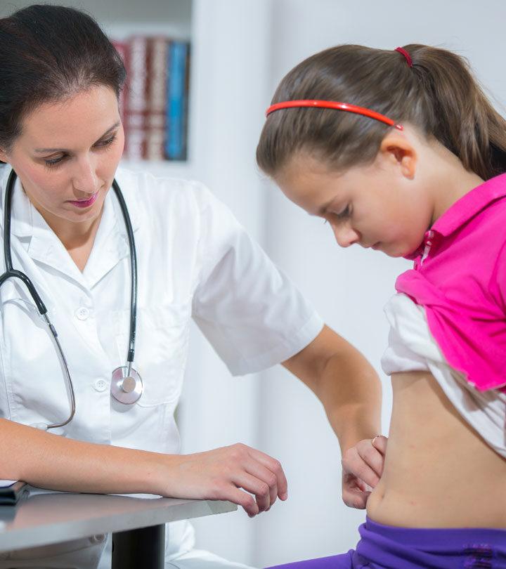 Stomach Pain In Children