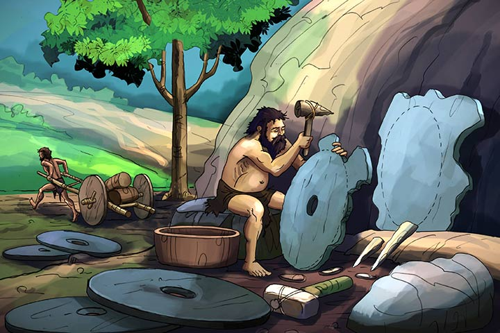 Stone Age Facts For Kids Images