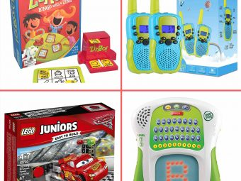 35 Best Toys For 4-Year-Old Boys In 2020