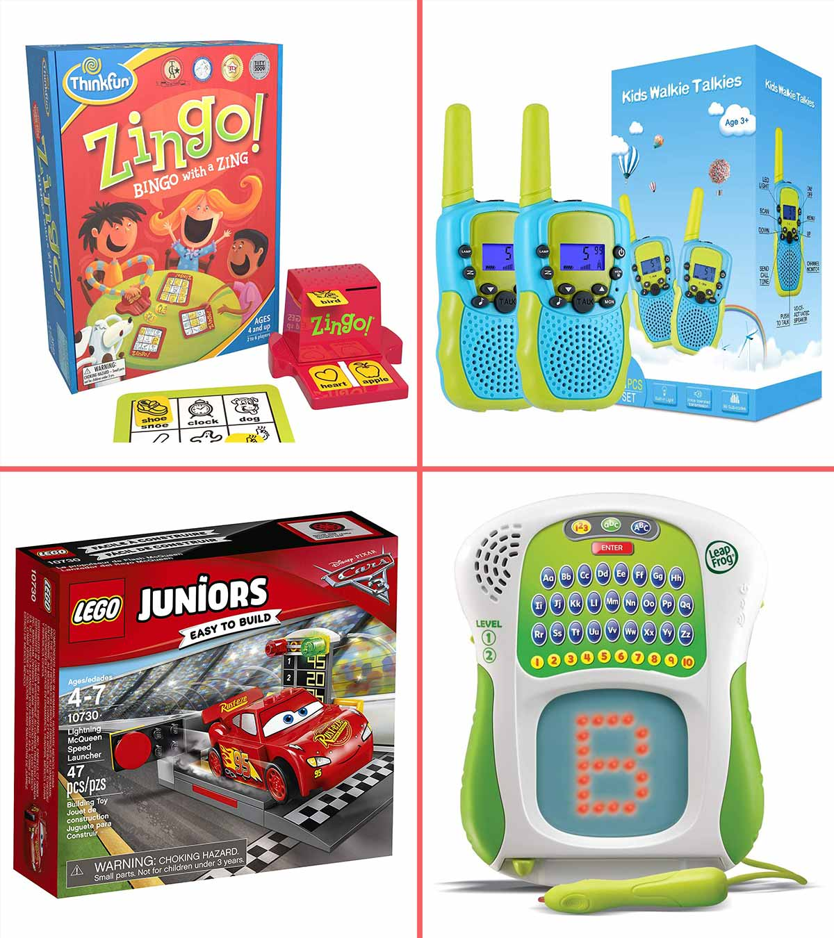 35 Best Toys And Gifts For 4 Year Old Boys In 2020