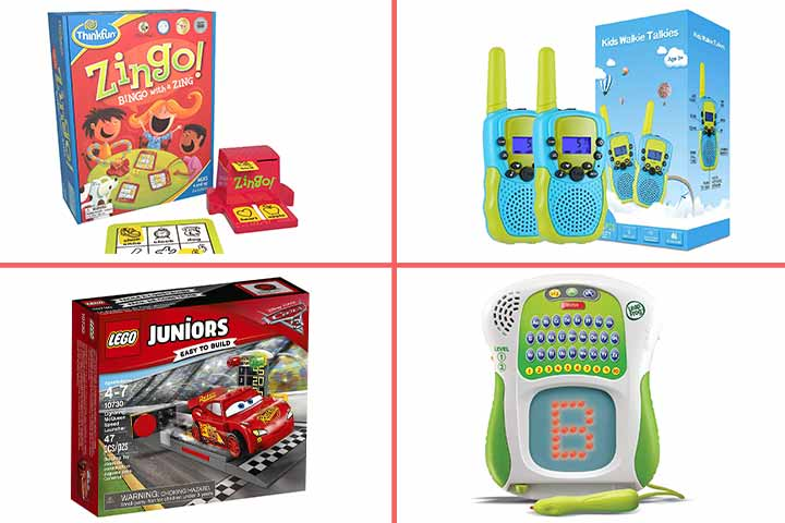 TR 35 Best Toys For 4-Year-Old Boys In 2020