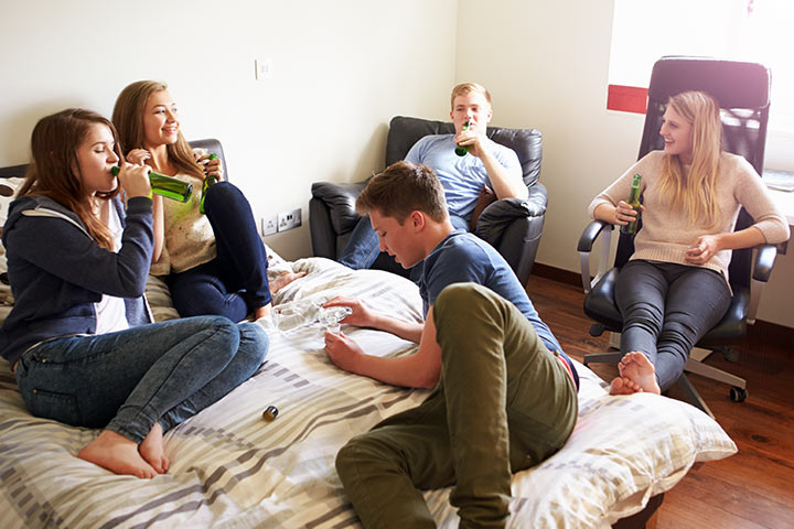 Learn About Teen Alcohol Addiction Today