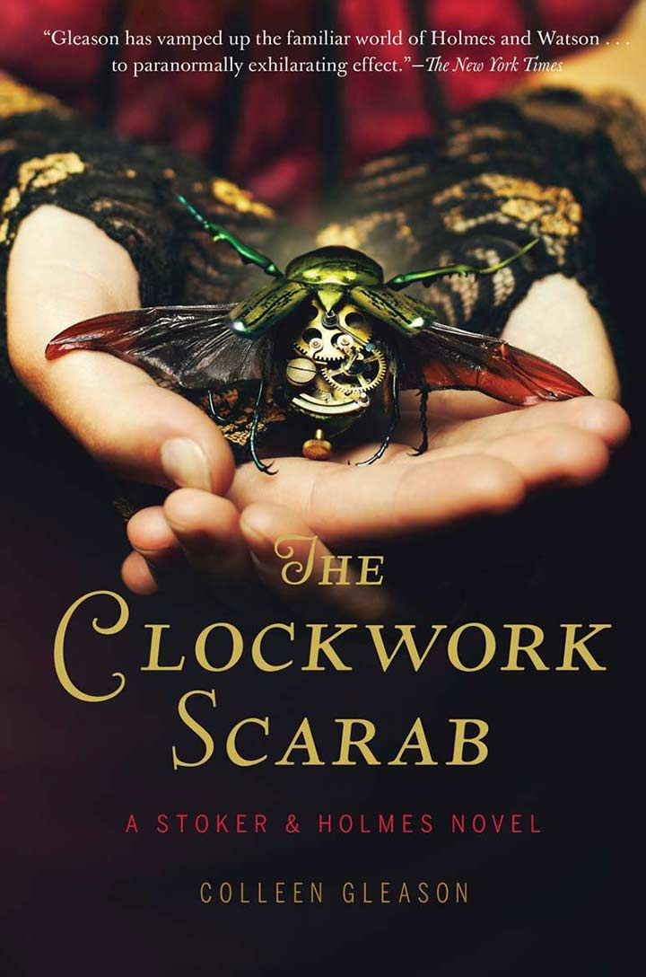 The Clockwork Scarab Book 1 by Colleen Gleason