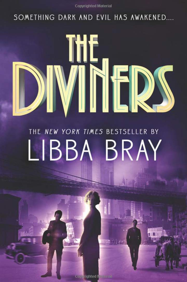 The Diviners Book 1 by Libba Bray