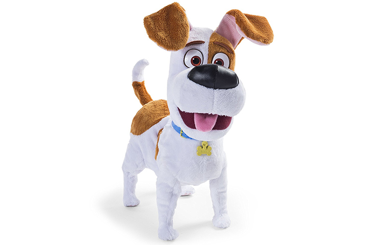 5. The Secret Life of Pets \u2013 Best Friend Max 19 Attractive Gifts For 5 Year Old Girls