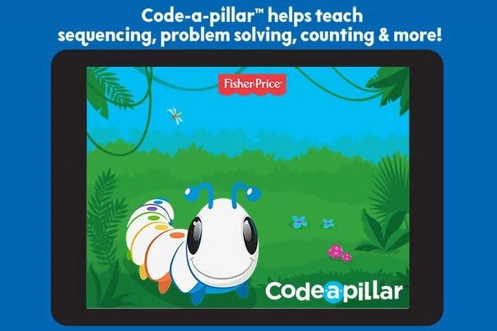 Think & Learn Code-a-pillar