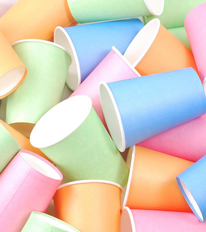 Paper Cup Craft
