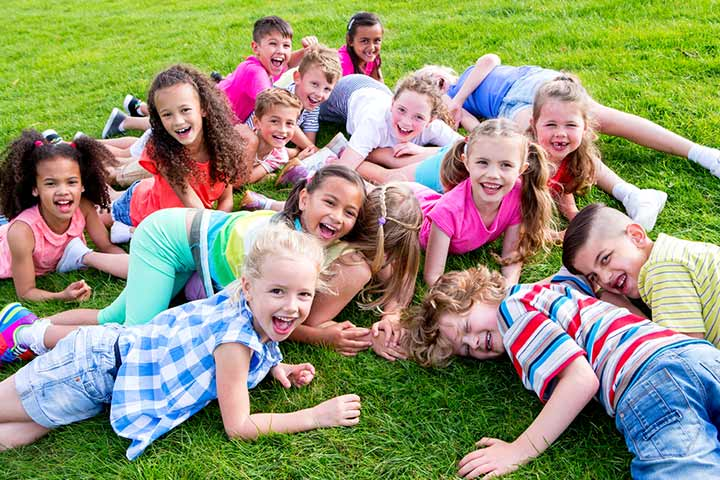 25 fun warm up exercises and games for kids