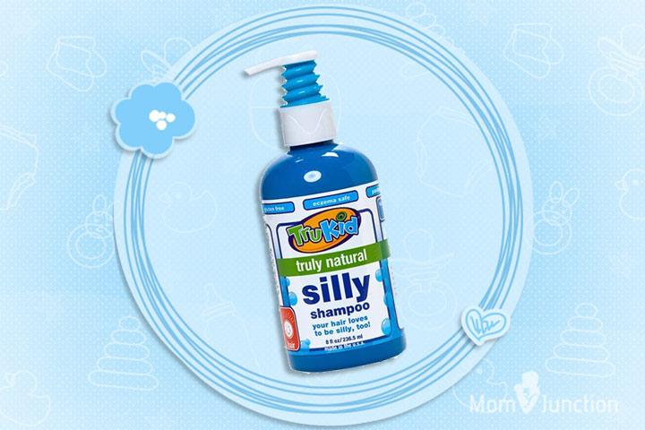 Anti Dandruff Shampoo For Kids - TruKid Silly Shampoo
