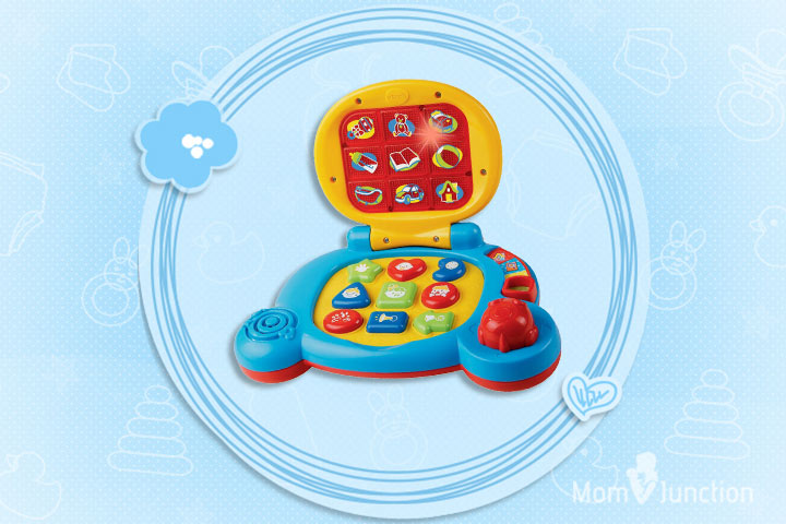Laptop Toys - VTech Baby's Learning Laptop
