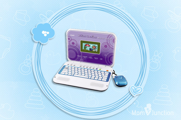 Laptop Toys - VTech Brilliant Creations Beginners Laptop