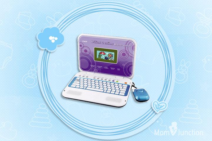Laptop Toys - VTech Brilliant Creations Beginners Laptop
