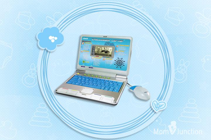 Laptop Toys - VTech Challenger Laptop