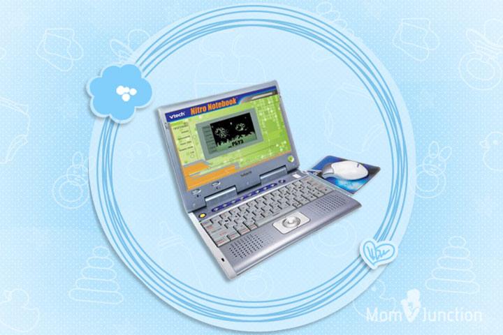 Laptop Toys - VTech Nitro Kids' Laptop