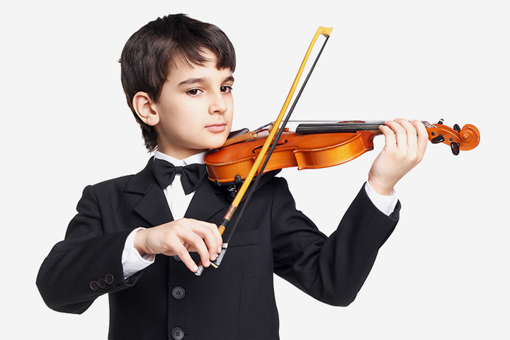 Musical Instruments For Kids - Violin