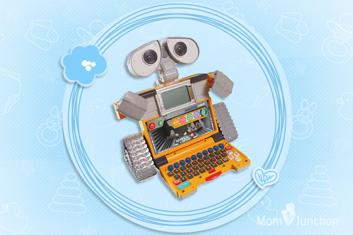 Laptop Toys - Wall-E Learning Laptop