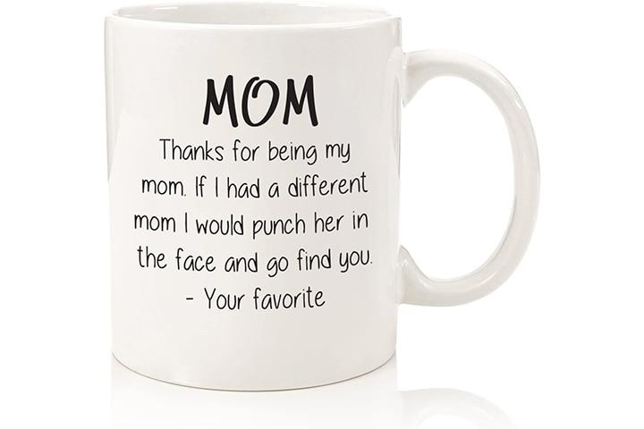 WittsyGlassware and Gifts Coffee Mug
