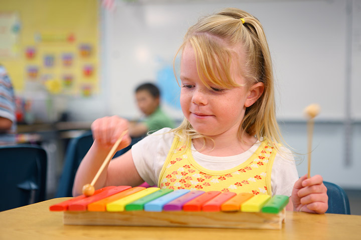 Musical Instruments For Kids - Xylophone