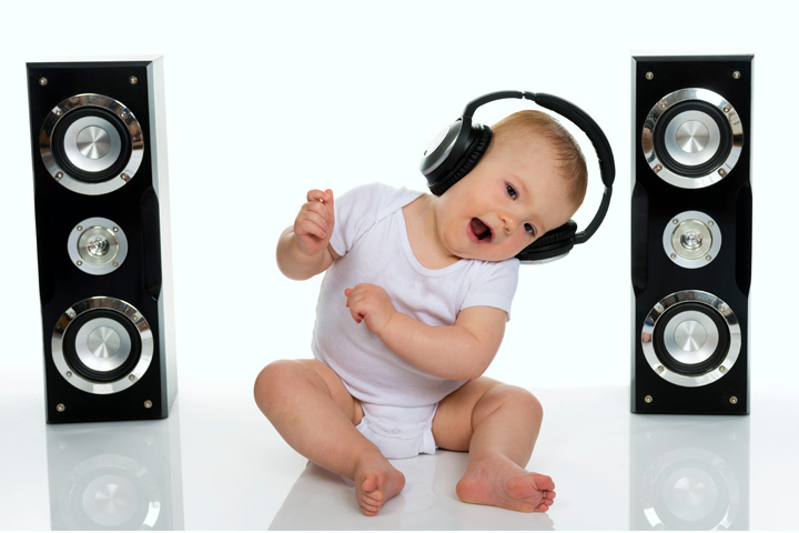 Baby Knows Your Taste In Music