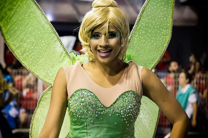 Tinkerbell Costumes Fancy Dress For Teens With Pictures
