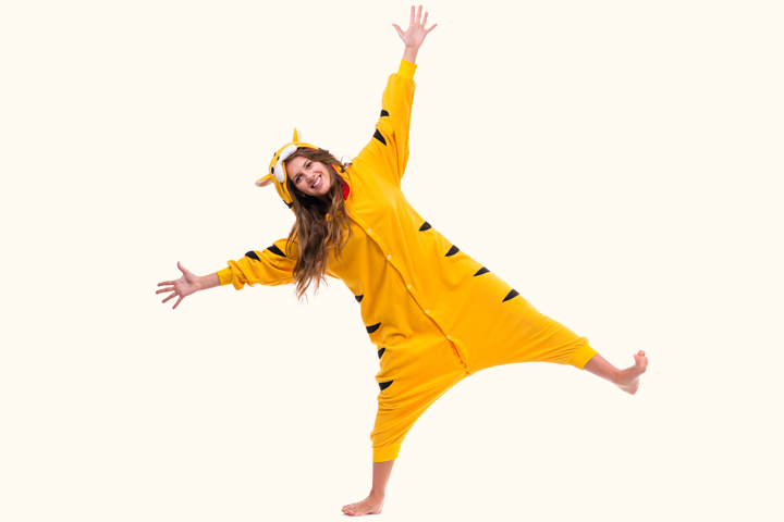 Tiger/Tigress Costumes Fancy Dress For Teens With Pictures