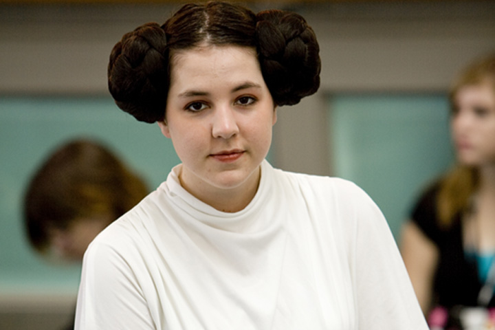 Princess Leia Costumes Fancy Dress For Teens With Pictures