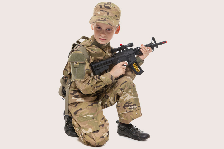 Commando Costumes Fancy Dress For Teens With Pictures