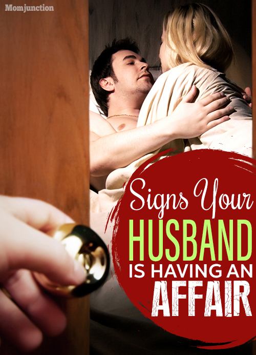 10 Signs Your Husband Is Having An Affair