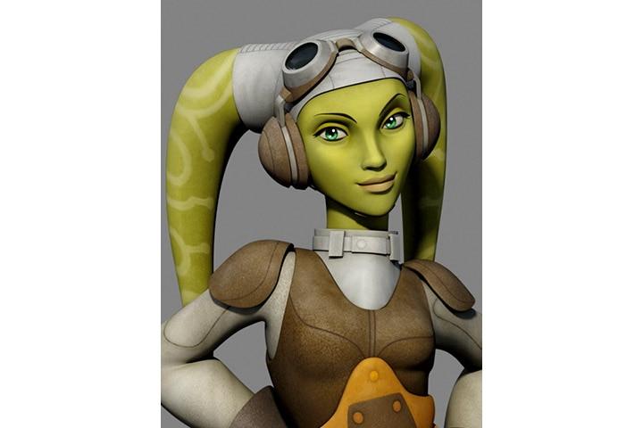 Star Wars Baby Names - Hera