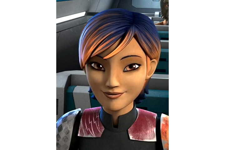 Star Wars Baby Names - Sabine