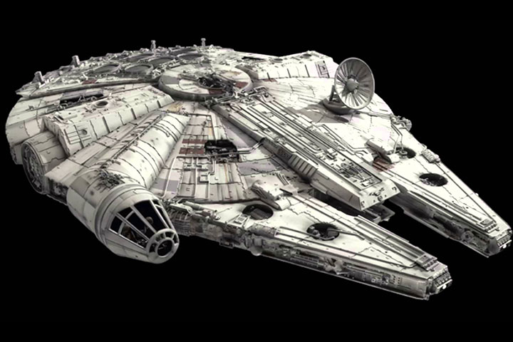 Star Wars Baby Names - Falcon