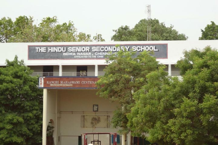 14Hindu Sr. Secondary School