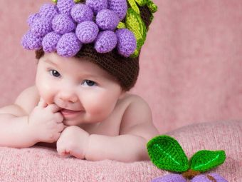 15 Yummy Fruit Inspired Baby Names For Girls And Boys