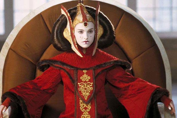 Star Wars Baby Names - Amidala