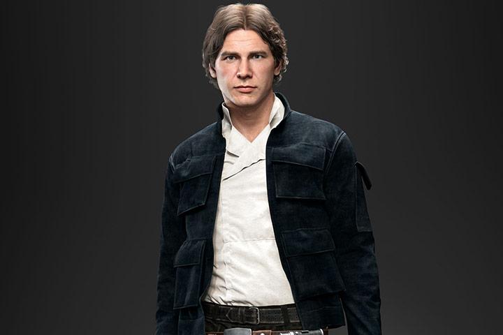 Star Wars Baby Names - Han