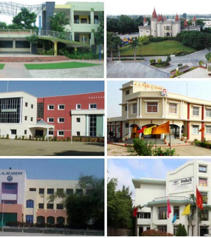 Schools In Indore Pictures