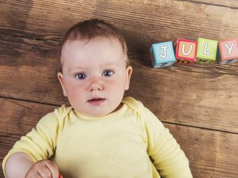 21 Amazing July Baby Names Perfect For Boys And Girls