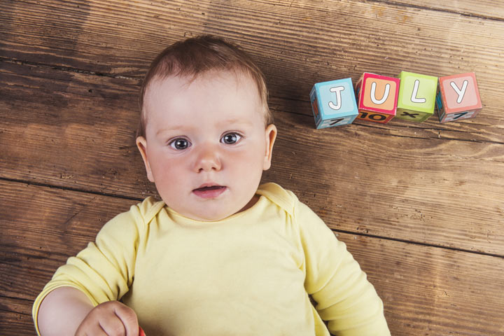 July Baby Names