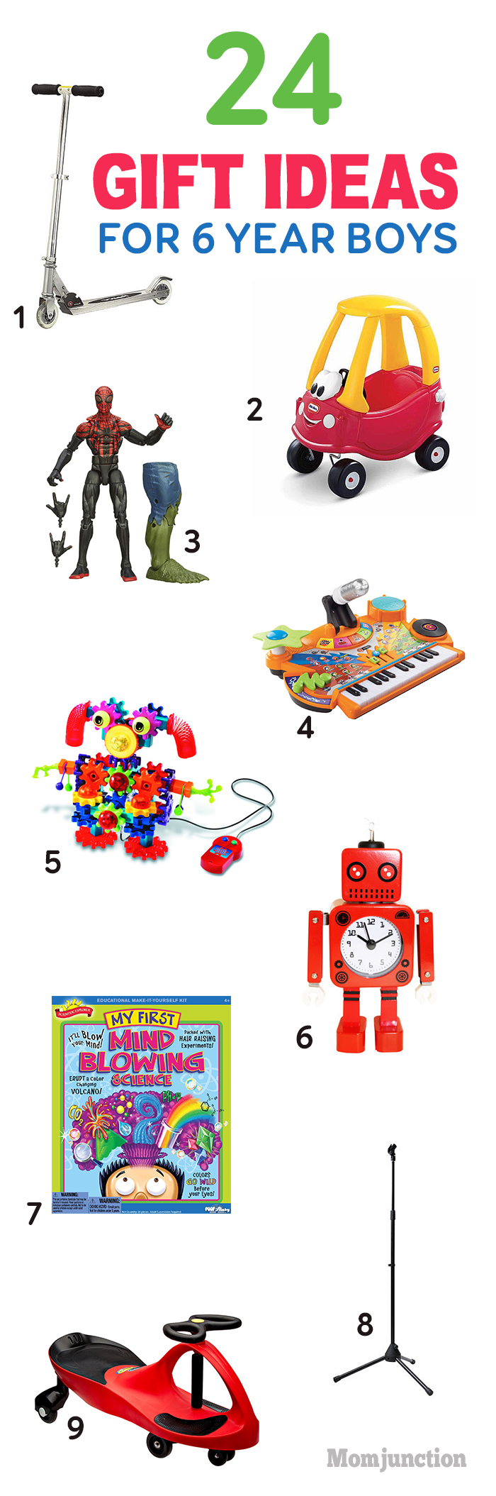 35 Best Gifts For 6 Year Old Boys In 2020