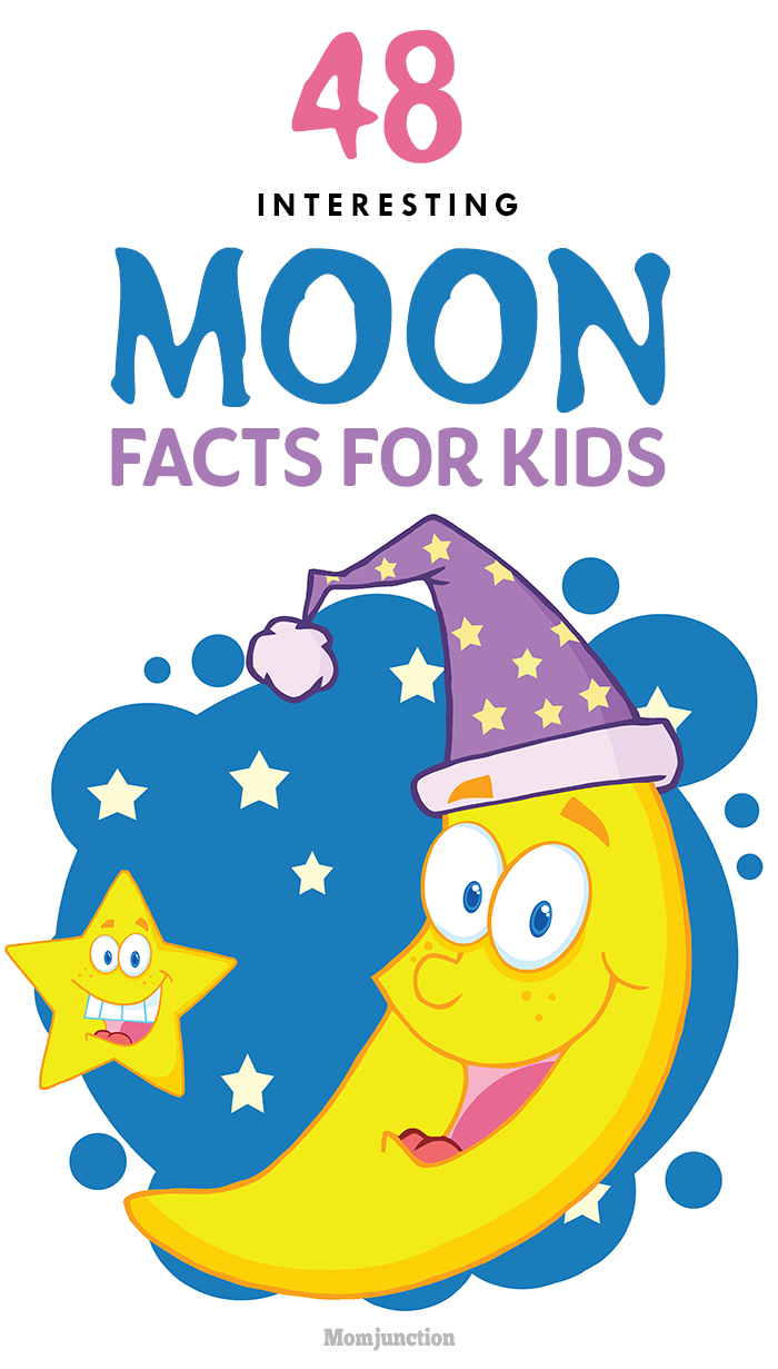 61 Fascinating Moon Facts For Kids-1264