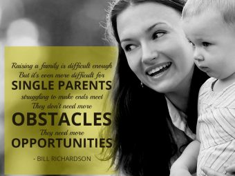 50 Best Quotes Dedicated To Single Moms
