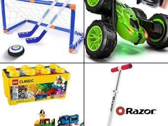 19 Best Toys For 5, 6, 7-Year-Old Boys In 2020