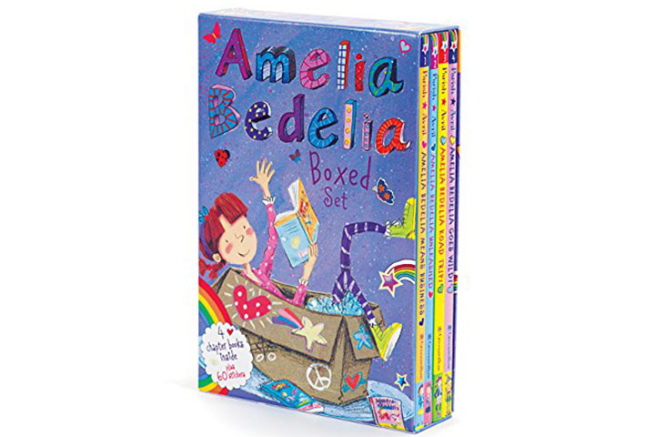 Amelia Bedelia box set
