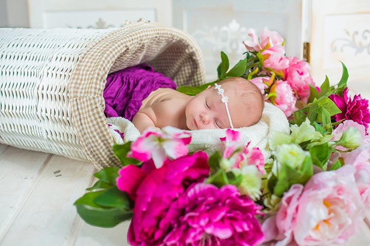April Baby Names
