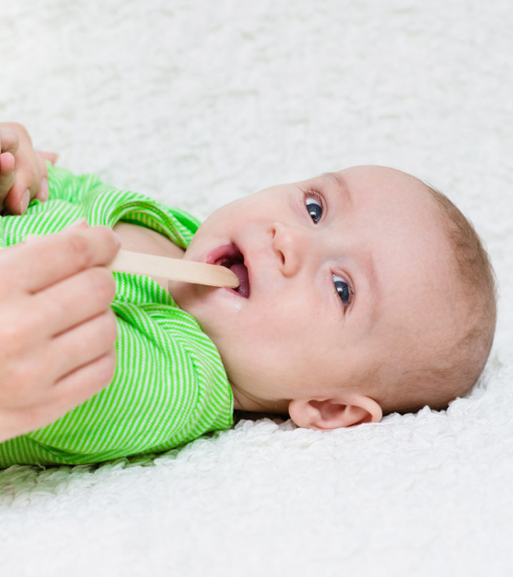 Throat Infection In Babies