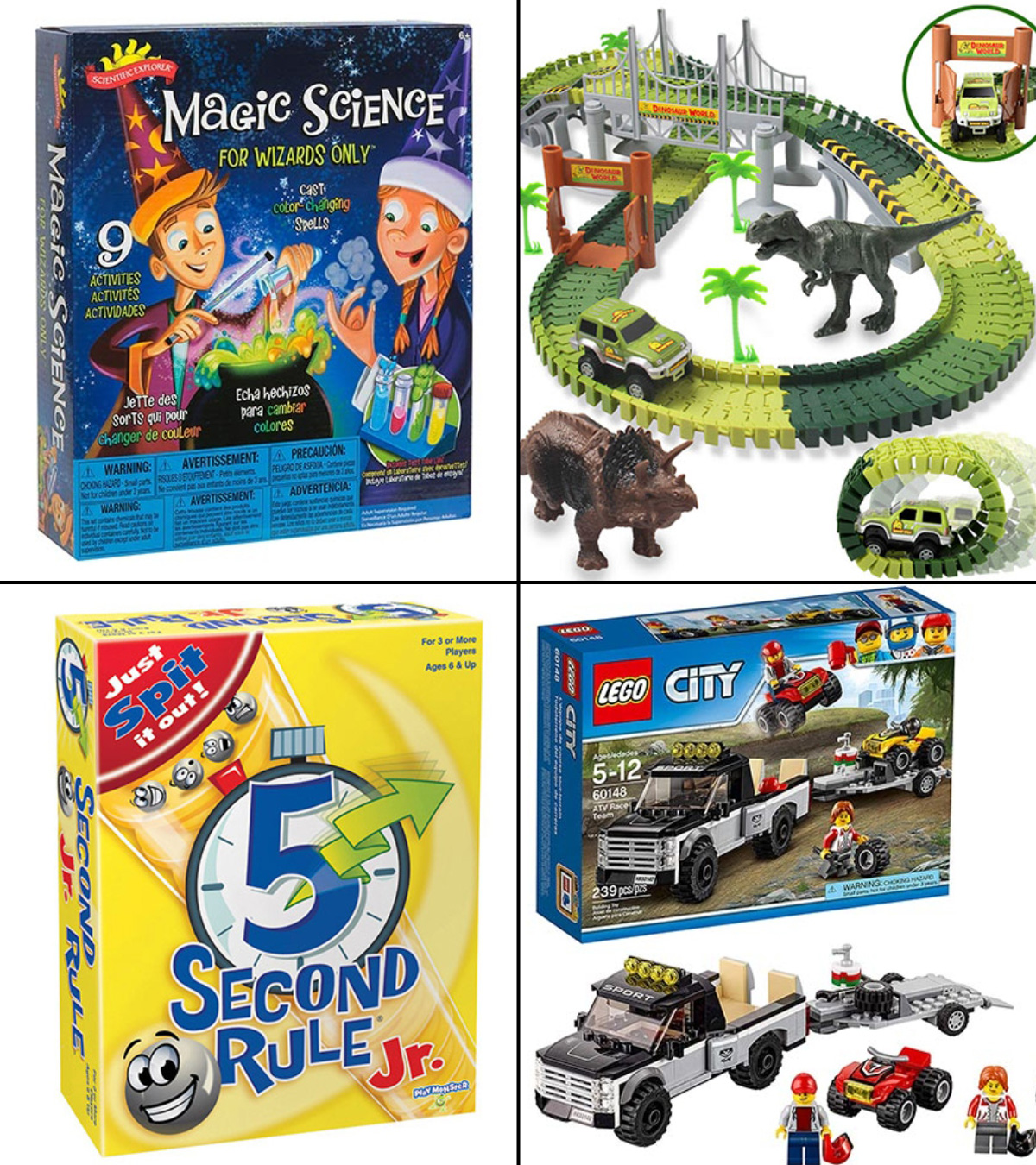 35 Best Toys For 6 Year Old Boys To Buy In 2019